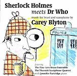 Sherlock Holmes Meets Dr Who