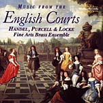 Music from the English Courts