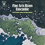 Contemporary Works for Brass Quintet